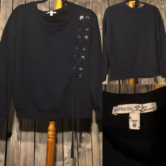 Express Tops - Express sweatshirt perfect condition size XS